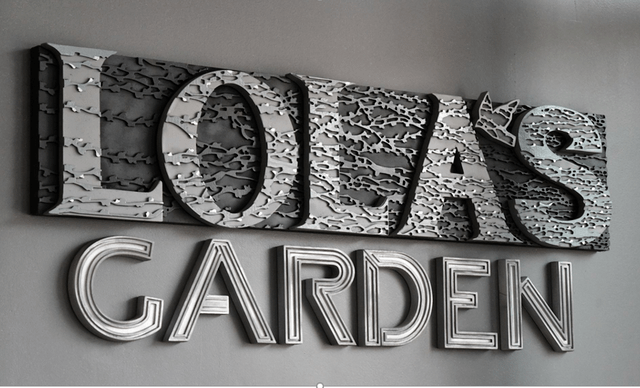 Lola's Garden In Ardmore on The Main Line